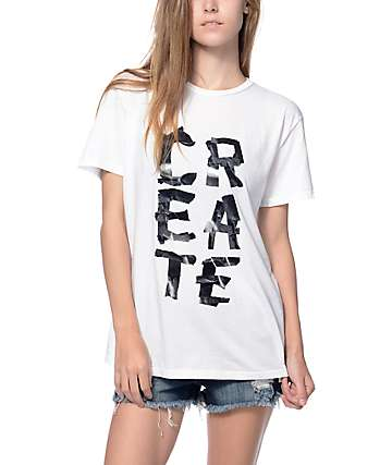 Obey Create & Destroy T-Shirt