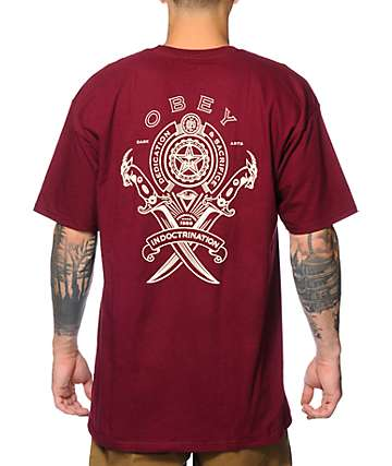 Obey Dark Persuasion T-Shirt