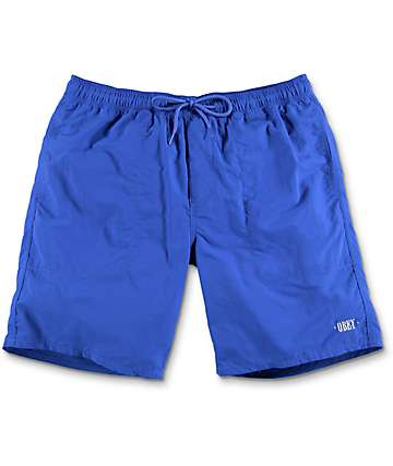 Obey Dolo Blue Shorts