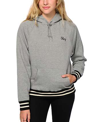 Obey Downtown Hoodie