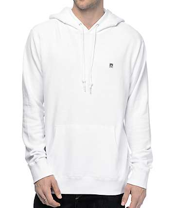 Obey Eighty Nine Icon White Hoodie