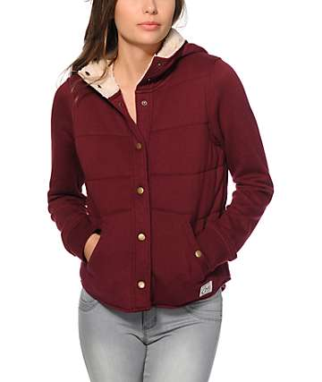 Obey Fishermans Wharf Jacket