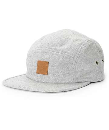 Obey Flurry 5 Panel Hat