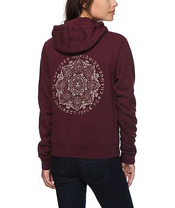 Obey Force For Change Hoodie