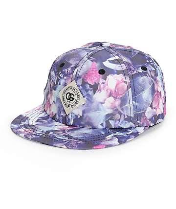 Obey Gemma Floral Throwback Hat