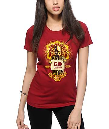 Obey Go Campaign T-Shirt