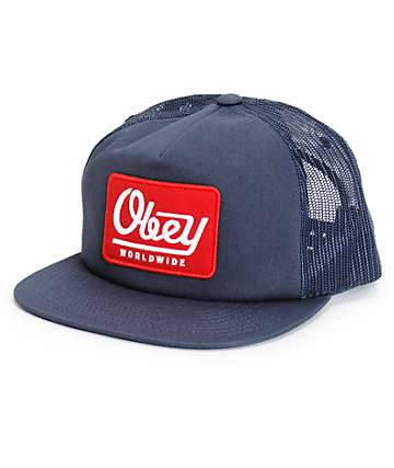 Obey Grave Trucker Hat