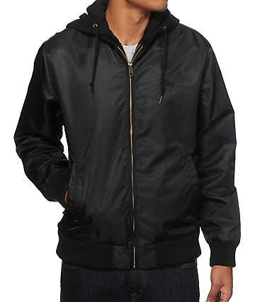 Obey Hangar Flight Jacket
