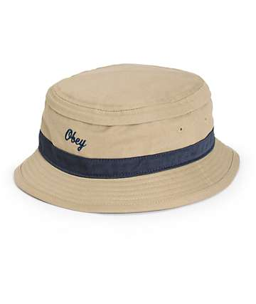 Obey Hunter Bucket Hat