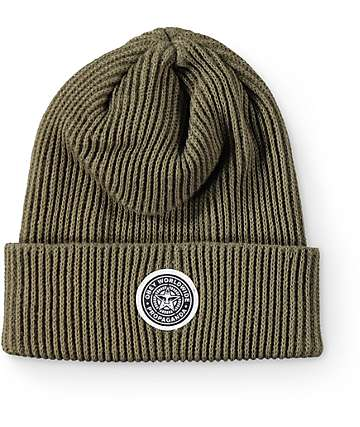 Obey Icon Army Beanie