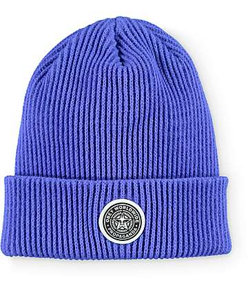 Obey Icon Royal Blue Beanie