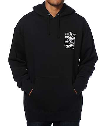 Obey Jail Break Hoodie