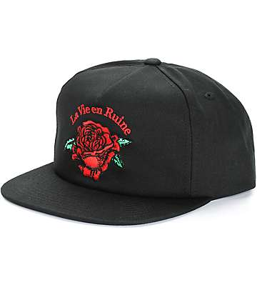 Obey La Vie En Ruine Snapback Hat