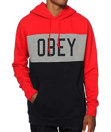Obey League Hoodie