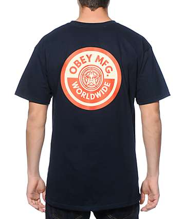 Obey MFG T-Shirt