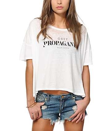Obey Masthead T-Shirt