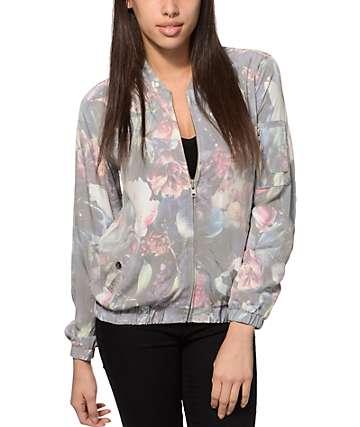 Obey Maven Floral Jacket