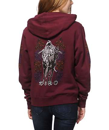 Obey Mystic Mountain Hoodie