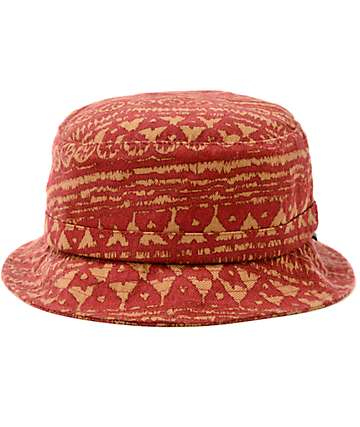 Obey Naples Bucket Hat