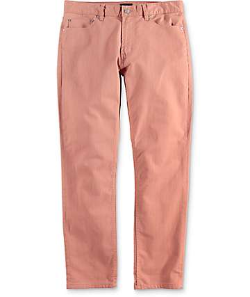 Obey New Threat Twill III Rose Pants