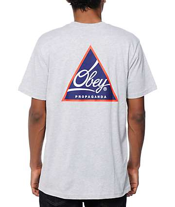 Obey Next Round Pocket T-Shirt