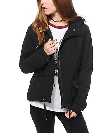 Obey Patton Parka Jacket