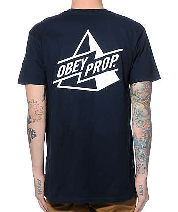 Obey Pyramid T-Shirt