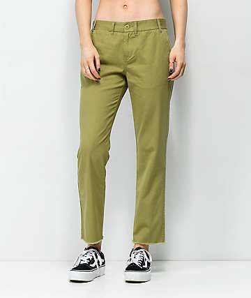 Obey Raw Riot Canteen Pants