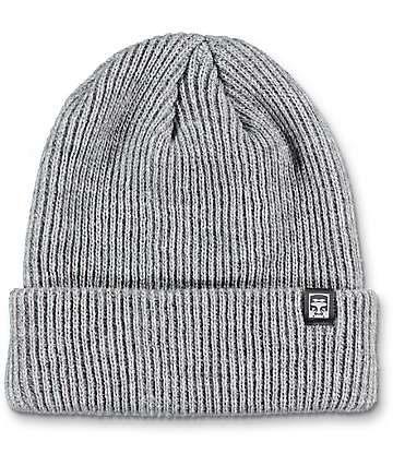 Obey Ruger 89 Grey Beanie