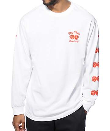 Obey Shake Em Up Long Sleeve T-Shirt