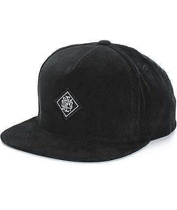 Obey Shortstop Snapback Hat