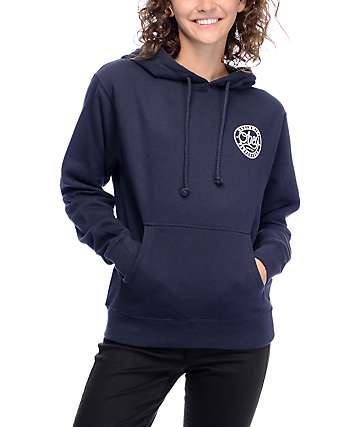Obey Since 1989 Navy Hoodie