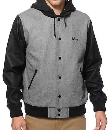 Obey Soto Varsity Jacket