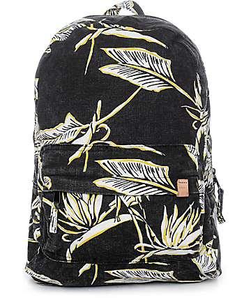 Obey Southside Palm Print mochila