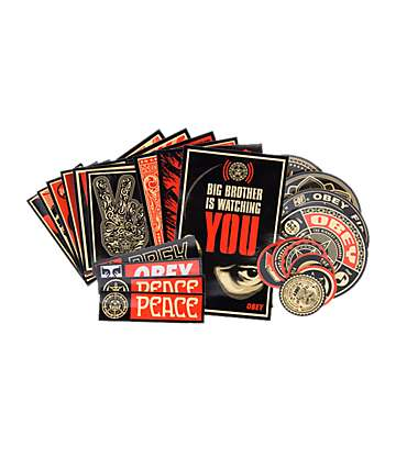 Obey Sticker Pack
