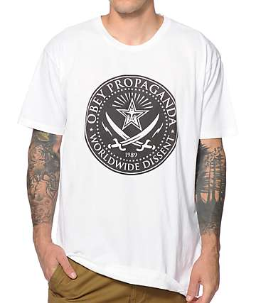 Obey Street Savages T-Shirt