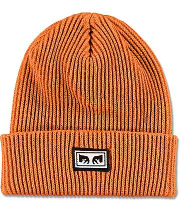Obey Subversion Ginger Beanie