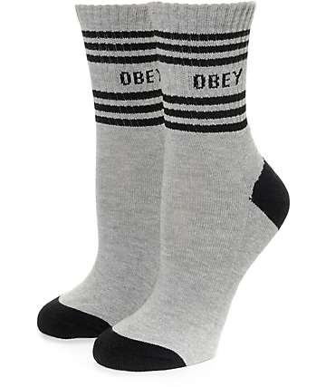 Obey Taylor calcetines negros