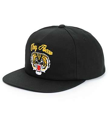 Obey Tiger Snapback Hat
