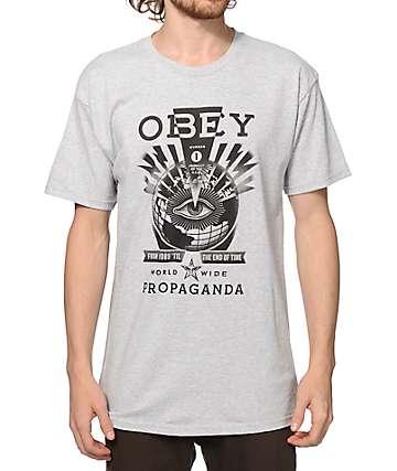 Obey Til The End T-Shirt