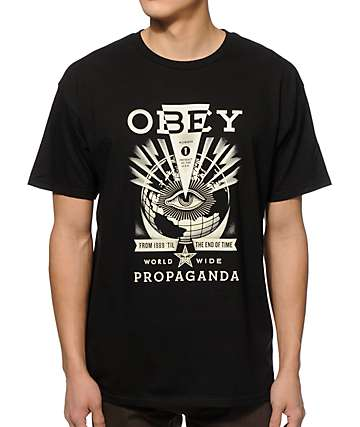 Obey Till The End T-Shirt