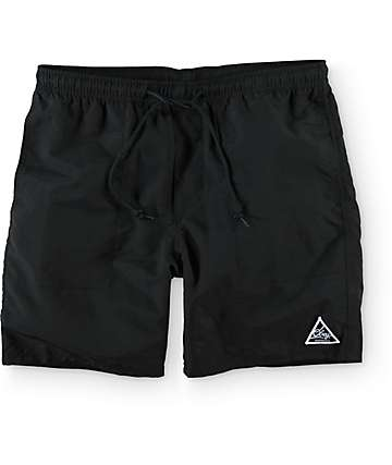 Obey Trail Black Shorts