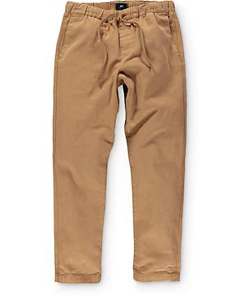 Obey Traveler Twill Pants