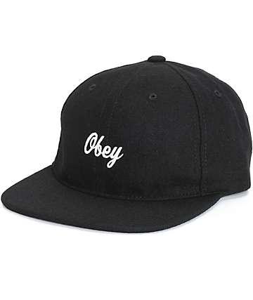 Obey Walter Strapback Hat