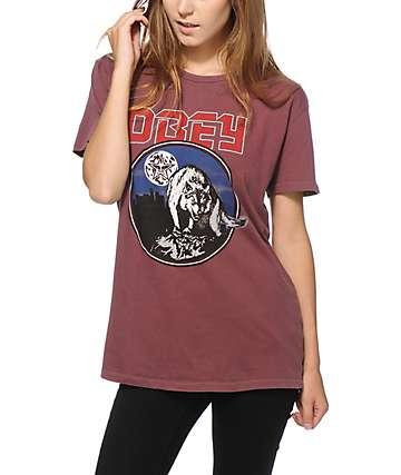 Obey Wolfen T-Shirt