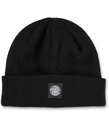 Obey Worldwide Black Beanie