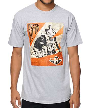 Obey x Beastie Boys RIP MCA T-Shirt