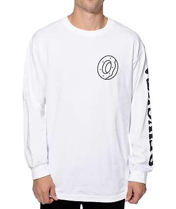 Odd Future Donut OFWGKTA camiseta de manga larga