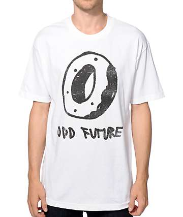Odd Future Donut Sketch T-Shirt