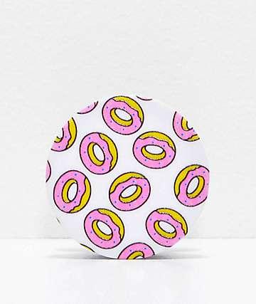 Odd Future Donut White Phone Gripper
